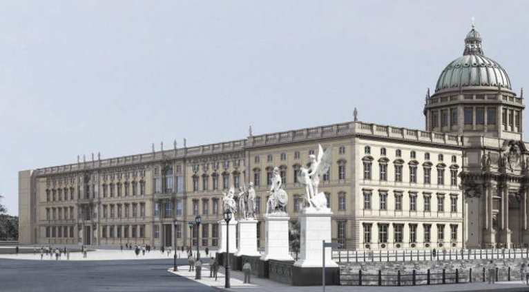 Berliner Schloss Humboldt Forum Pictures | Fisair