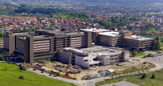 Serbian hospital | Fisair