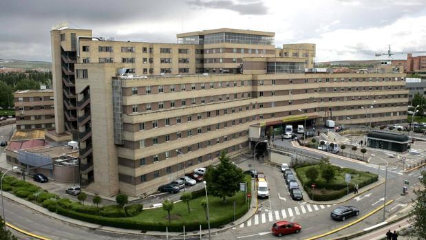 Imagen del Hospital de Salamanca | Fisair