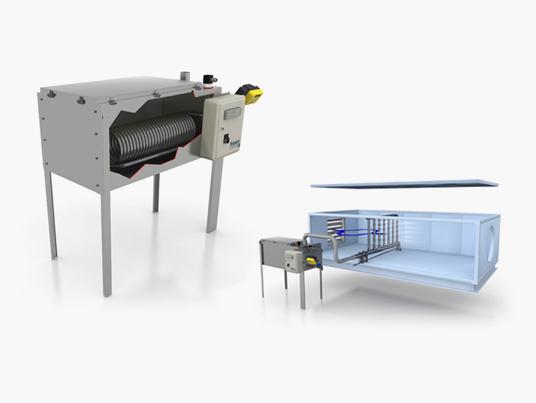 ASC series DIPHUSAIR air humidifiers picture   Fisair
