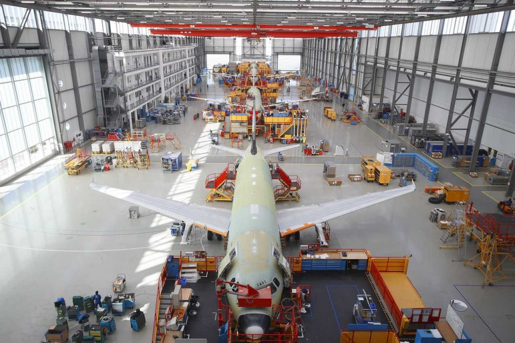 Airbus factory | Fisair
